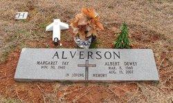 Albert Dewey Alverson