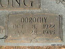 Dorothy <I>Haley</I> Armstrong