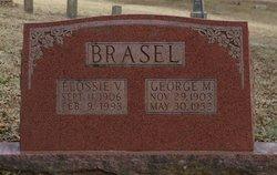 Flossie V <I>Spradley</I> Brasel