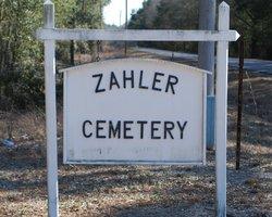 Zahler Cemetery