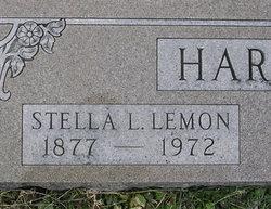 Stella L <I>Lemon</I> Harris
