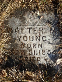Walter M Young