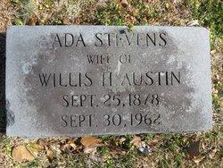 Ada Miriam <I>Stevens</I> Austin
