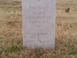 Thomas Elmo Ainsworth