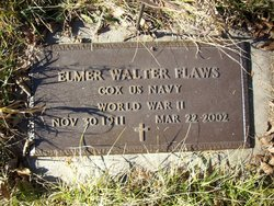 Elmer Walter Flaws