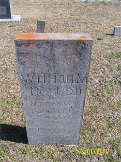 William Marsdon Benton