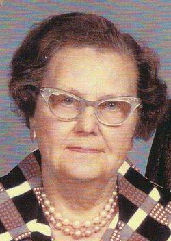 Ogda Edith <I>Olson</I> Abrahamson