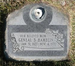 Geneal Thompson <I>Stewart</I> Hamblin