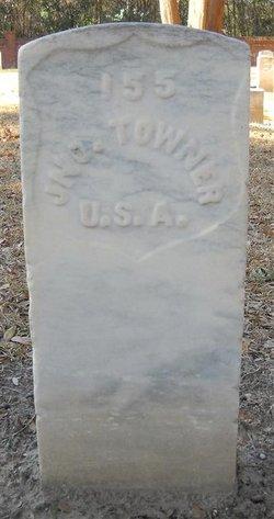 Pvt John S. Towner