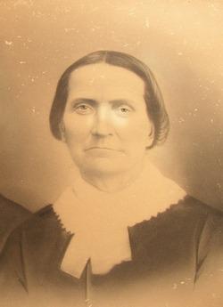 Sarah E <I>Herrin</I> Adams