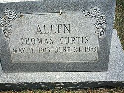 Thomas Curtis Allen