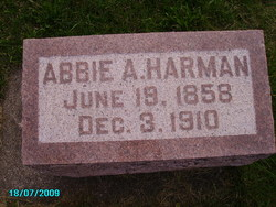 Abbie Ann <I>Anglin</I> Harman