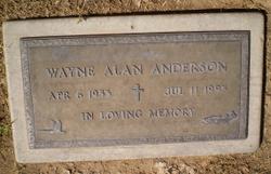Wayne Alan Anderson