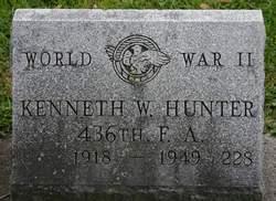 Kenneth W. Hunter