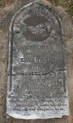 Parthenia L. <I>Clanton</I> Vaughn