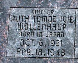 Ruth Tomoe <I>Ivie</I> Wollenhaup
