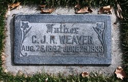 Christopher James Weaver