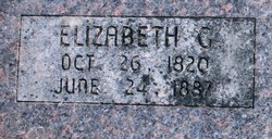 Elizabeth <I>Gill</I> Weaver