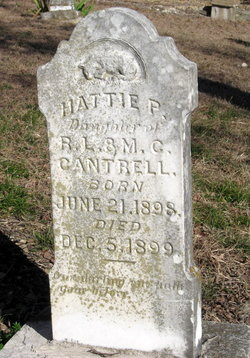 Hattie Pearl Cantrell