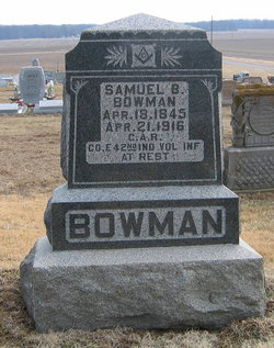Samuel B. Bowman