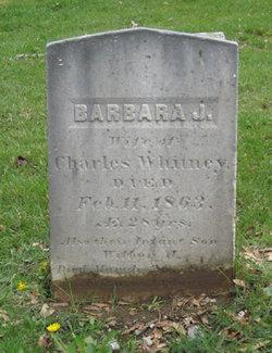 Barbara Jane Whitney