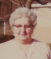 Mary Louise <I>Holtzman</I> Adamson