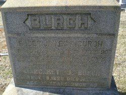 Elder James A Burch