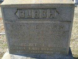 Margaret <I>Jones</I> Burch