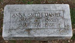 Anna <I>Vail</I> Daniel