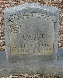 Clarence Evans