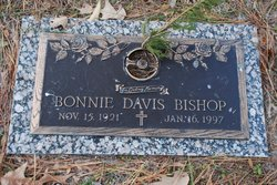 "Bonnylin Louise ""Bonnie"" <I>Davis</I> Bishop"