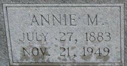 Annie <I>Maultsby</I> Galloway