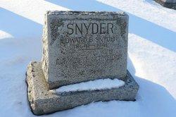 Edward B Snyder