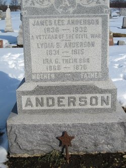 Lydia S Anderson