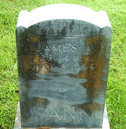 James A. Wann