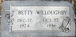 Betty Willoughby