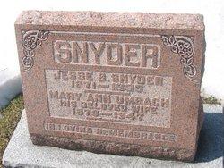 Jesse B. Snyder