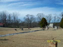 Felton Methodist Church Cemetery