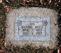 Wilford Higgs