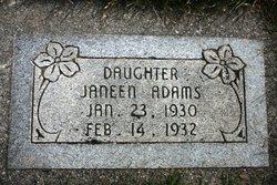 Janeen Adams