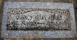 Quincy Elias Adams