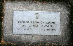 George Fredrick Adams