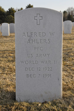 Alfred William Ahlers