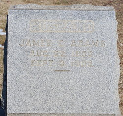 PVT James C. Adams
