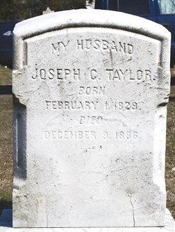 Joseph C Taylor