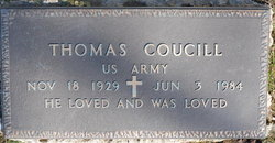 Thomas Coucill