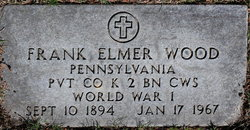 Frank Elmer Wood