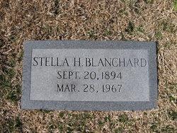 Stella Jane <I>Hobby</I> Blanchard