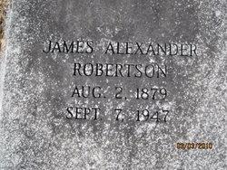 0dff57ea5e17 James Alexander Robertson (1879-1947) - Find A Grave Memorial