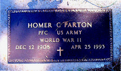 Homer C Parton